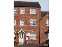 4 bedroom town house for sale 150,000 kirton Lindsey. Close to both schools. Great family home.
