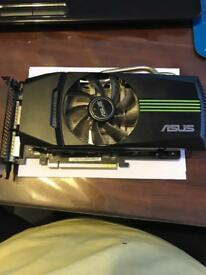 ASUS GTX 460 GAMING GRAPHIC CARD
