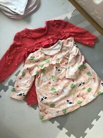 3-6m baby dresses