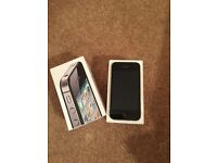 iPhone 4 - black. Boxed and in excellent condition