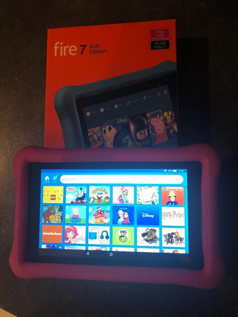 Kids amazon fire tablet | in Norwich, Norfolk | Gumtree