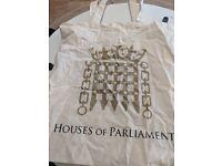 Houses of parliament bag
