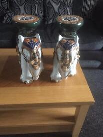 Ornamental elephants
