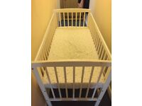 Space Saver Cot