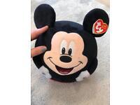 Mickey mouse ball teddy