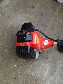 Fox 4-in-1 Garden Multi-tool. Petrol strimmer, chain saw, hedge cutter & brush cutter. New!