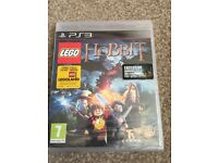 New lego hobbit game ps3