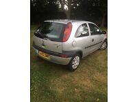 Automatic Vauxhall corsa 1.4 cheap insurance & tax, 1year MOT £799