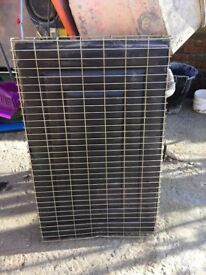 Dog Cage large. Old but still in working order