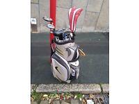 Nike sq golf set