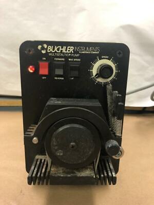Buchler Instruments Multistaltic Pump Works Well 426-2000