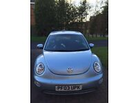 VW BEATLE SPARES OR REPAIR*****LOTS OF NEW PARTS******