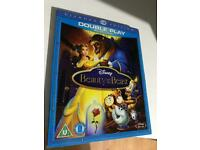 Beauty and the Beast Blu Ray and DVD Diamond Edition