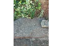 FREE bricks and gravel