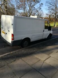 Short wheel base van fridge freezer van 6 month's MOT for spear or repair not working no start no go