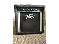 Peavey Solo Combo 10/15w Guitar / Mic Amp