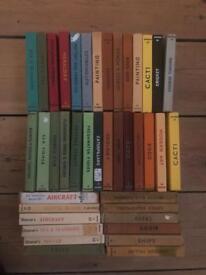 Group Lot Observer Books Vintage Excellent Condition