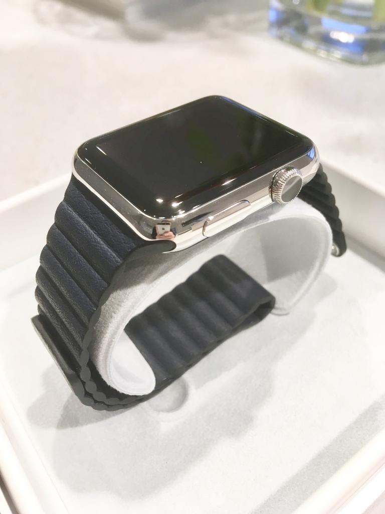 Apple Watch Series 1 - Stainless Steal