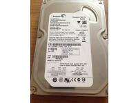 Sea gate 160GB SATA hard drive