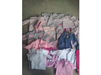 Mixture of Next, M&S, mothercare, TU Baby Girls Clothes 30+ items