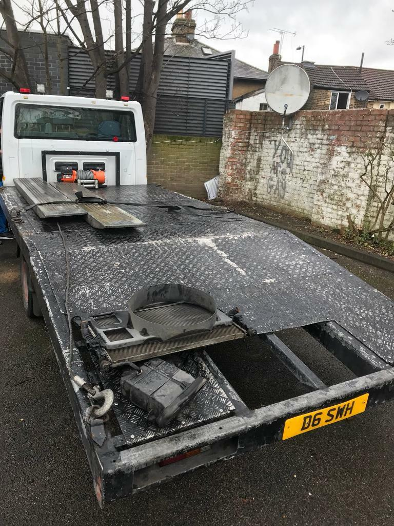 Ford transit 2008 **RECOVERY BED 4 SALE**