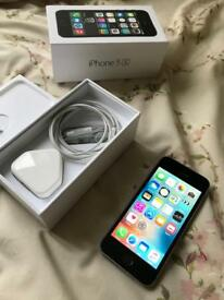 iPhone 5s boxed vgc