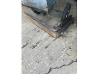 PAIR OF FORKLIFT FORKS FOR 16 INCH CARRIAGE PLATE