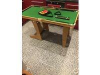 BCE Table Sports Pool/Snooker Table