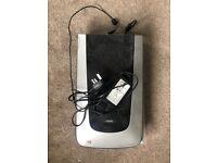 Epson 4490 flatbed photo/negative scanner