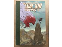 Geof Darrow. Shaolin Cowboy: Start Trek. Hardcover. Graphic novel. Brand new. £15.