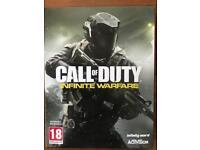 Call of Duty Infinite Warfare. PS4