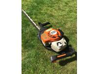 Stihl HS86rt industrial hedge trimmer