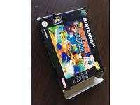 Diddy Kong Racing Nintendo 64 Box