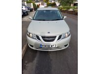 Saab 9-3 1.9TiD 150BHP, full service history, very well maintained