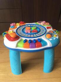 Stand and learn Activity Table