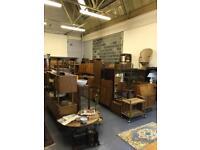 Retro teak McIntosh Tristor coffee table nest of tables danish vintage
