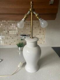Table Lamp (minus shade)