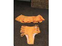 Yellow Bikini - Small & Medium