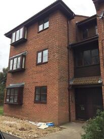 1 bedroom Part Furnished flat to rent in hilsea - immediately available