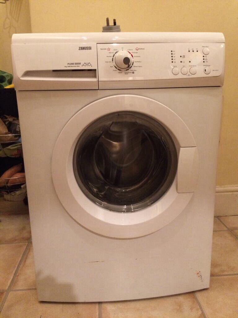 Zanussi Flexidose Washing Machine for sale
