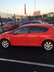 Seat Leon for sale. 1 previous owner. Good condition.