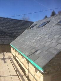 Roof slates 20m2 coverage