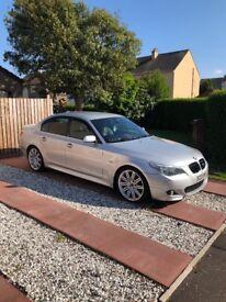 BMW 530D MSPORT 2006