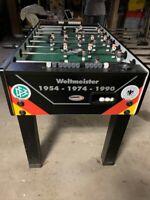 Tischfußball Schleswig-Holstein - Westermoor Vorschau