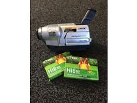 Sony handycam vision video Hi8