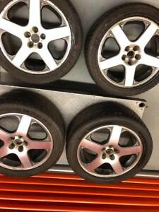 Mags pour Volkswagen 7jx17 bolt pattern ( 5-100)
