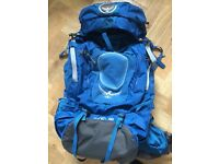 Osprey Xenith 88 backpack travel