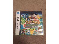 Nintendo DS Pokemon Ranger Shadows of Almia