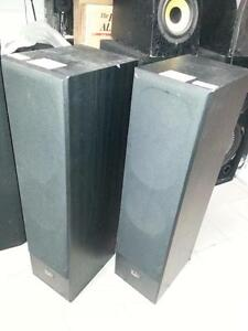 Acoustic Profiles Speaker Pair. We Sell Used Home Audio. Get a Deal at Busters Pawn (#42298)