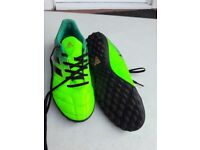 Astroturf football boots
